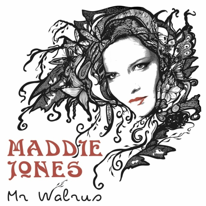 Maddie Jones – Mr Walrus EP [Released Today – 30th September 2013]
